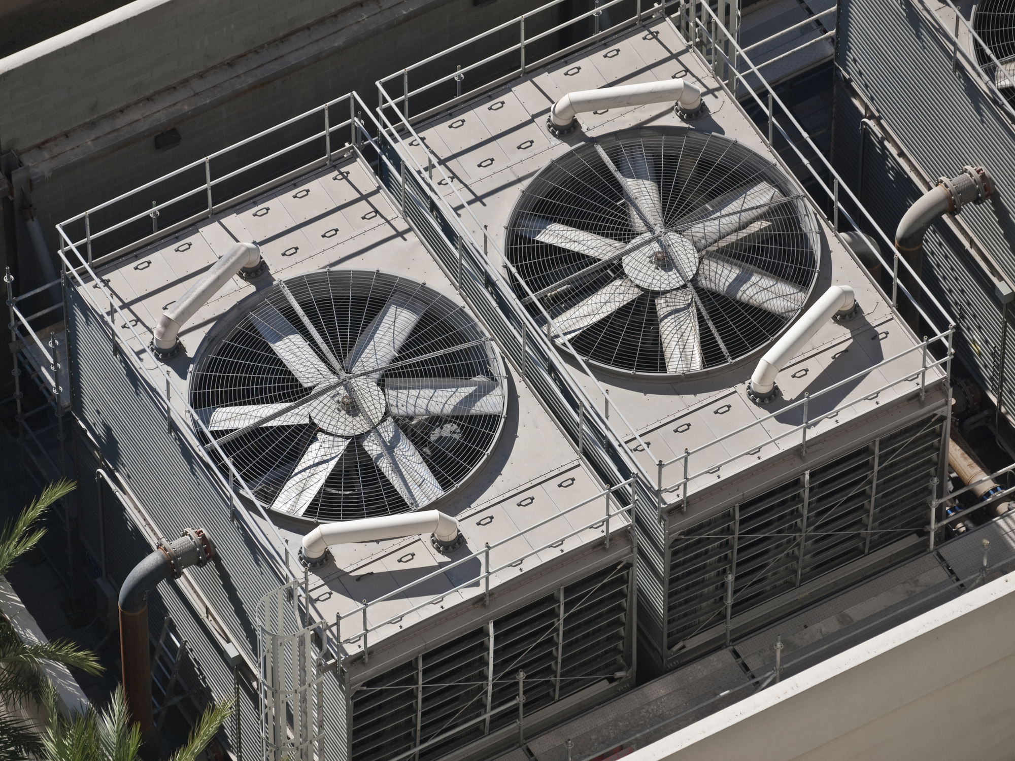 Cooling Tower Installations Miami Beach, FL